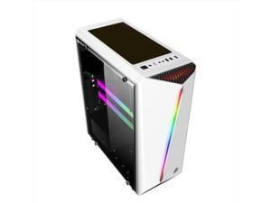 1St Player Rainbow R3 Mini Tower Case - White