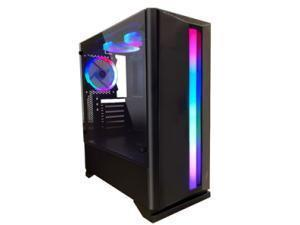 1St Player Rainbow R6 Midi Tower - 3x RGB Fan