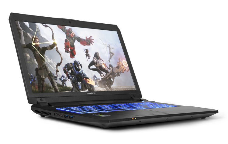 GTX 1070 Powered Laptop