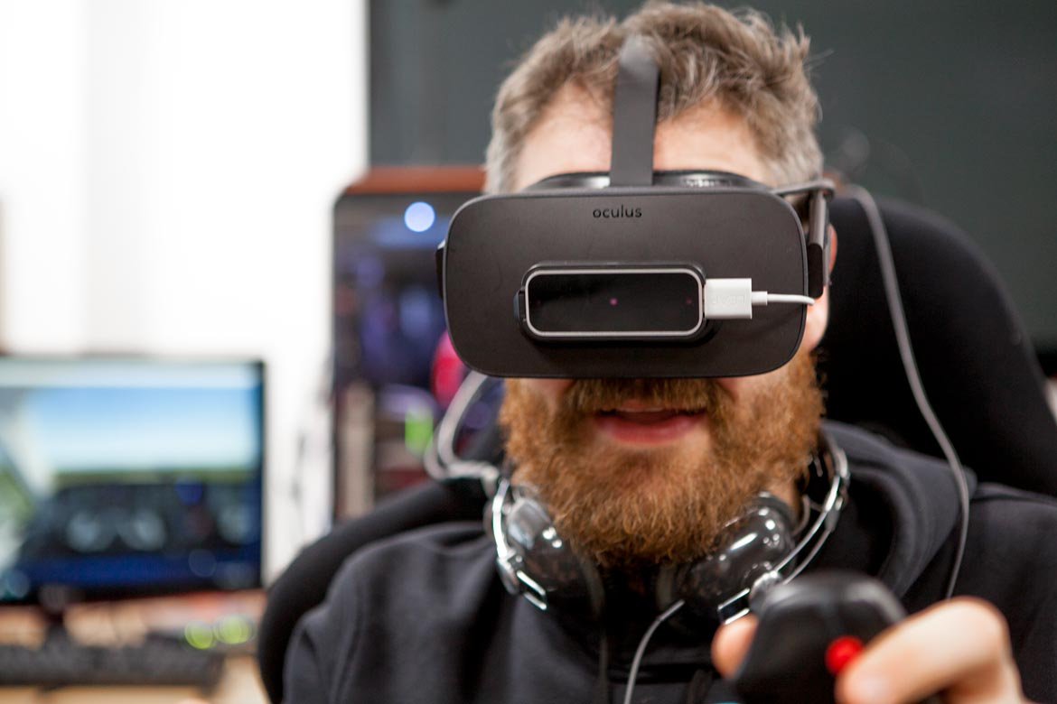 Motionless sickness: Why Virtual Reality caused headaches
