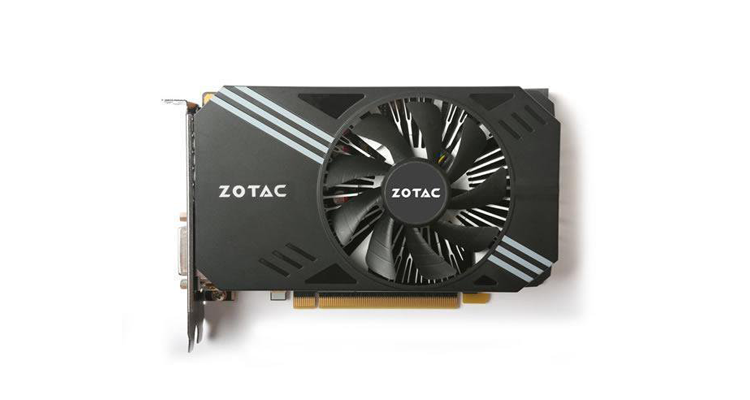 ZOTAC GeForce GTX 1060 Mini 6GB GDDR5 Graphics Card