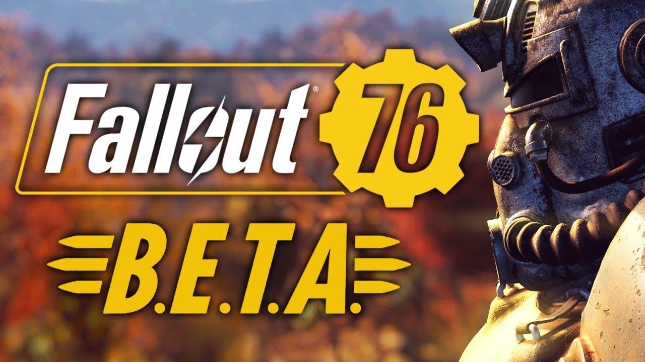 Fallout 76 Beta Bug