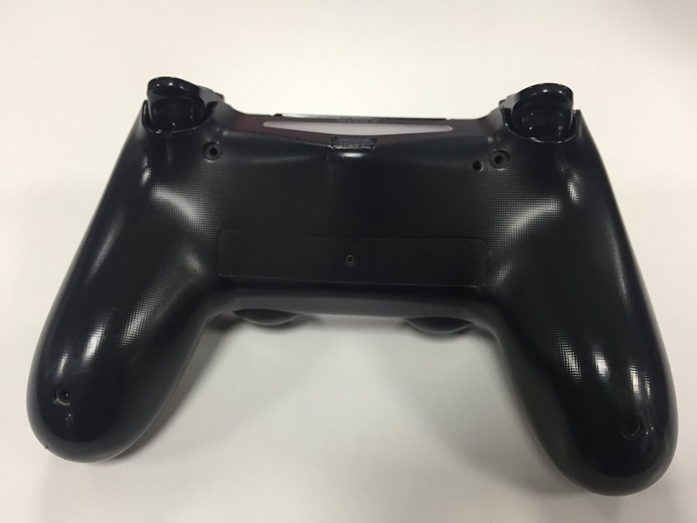How to replace a PS4 controller battery - back