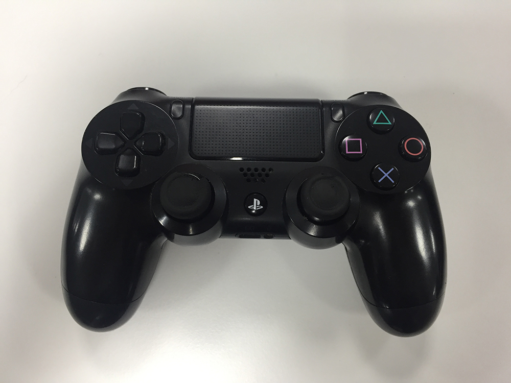 How to replace a PS4 controller battery - front