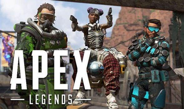 """apex legends players statistics """