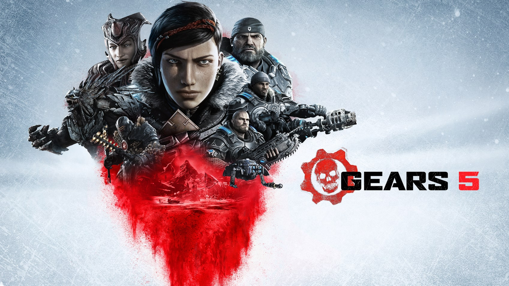 biggest games announced at e3 - gears of war 5