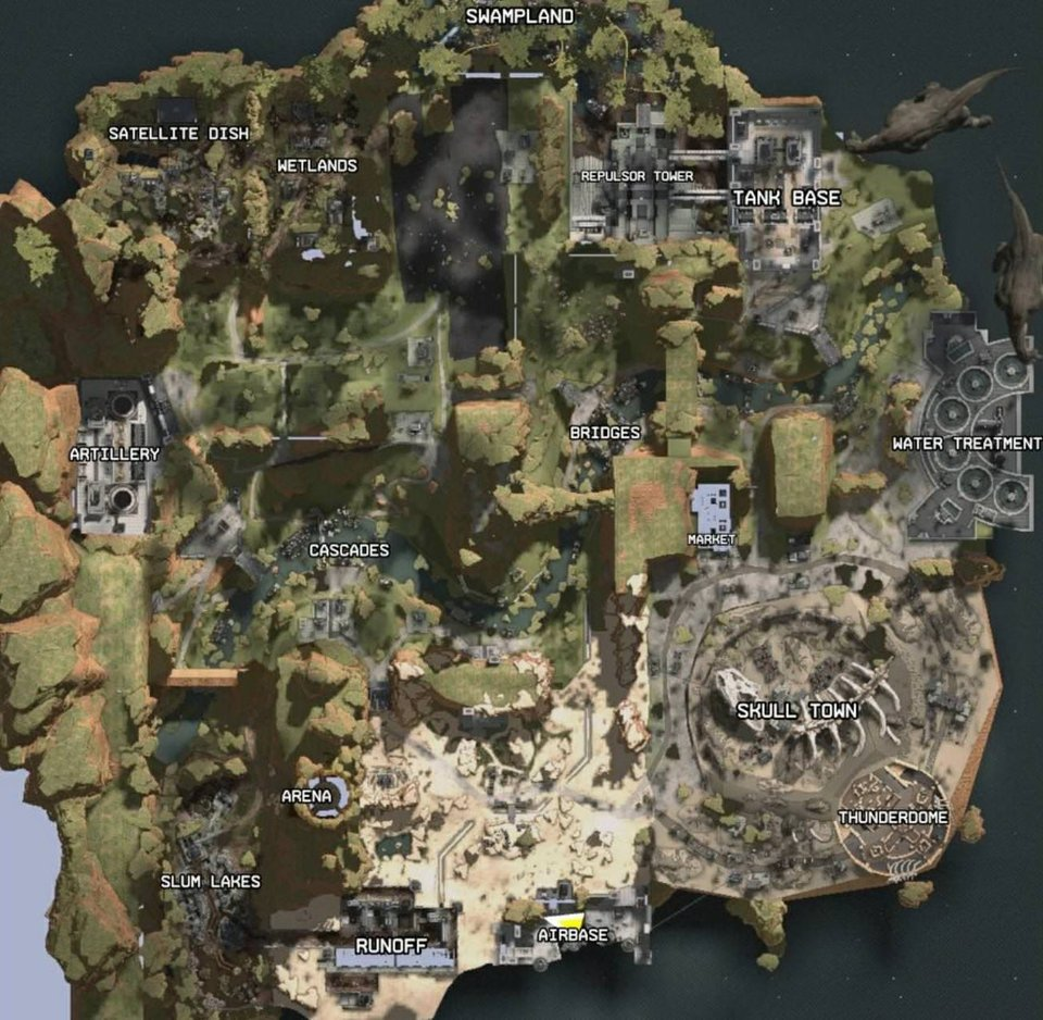 Apex Legends map was actually leaked in 2018 - Novatech Blog