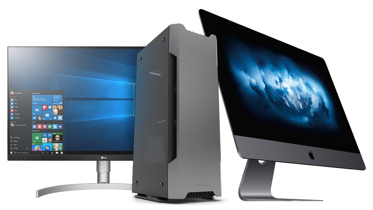 Novatech Media Workstation -PC vs IMac Pro