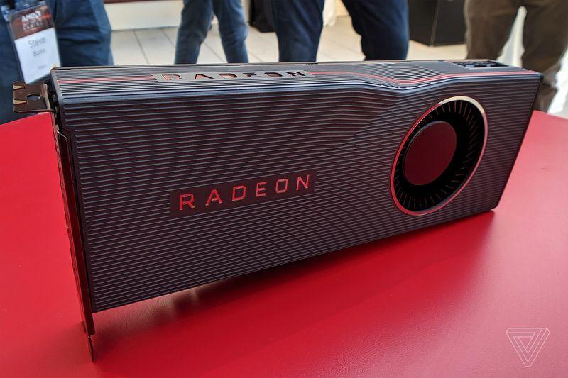 Radeon RX 5700 Graphics
