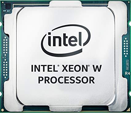 Intel Xeon W Processor
