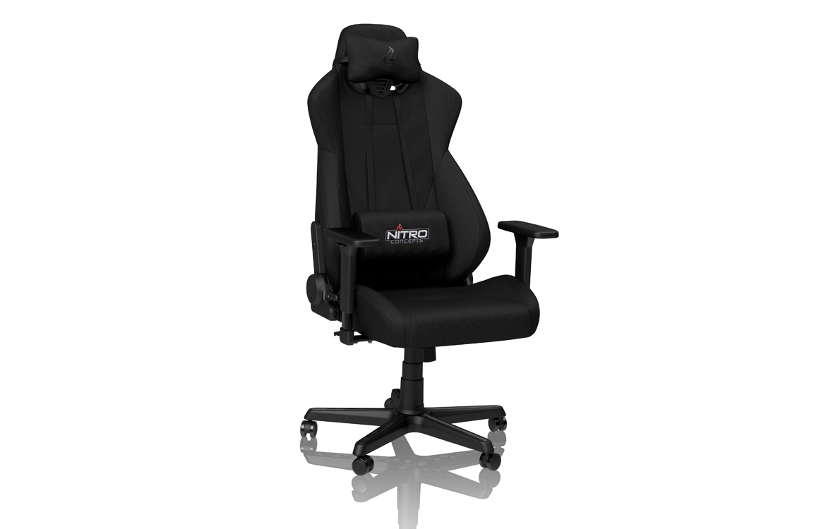 Super Nitro Concepts S300 Ex Gaming Chair Stealth Black Ocoug Best Dining Table And Chair Ideas Images Ocougorg