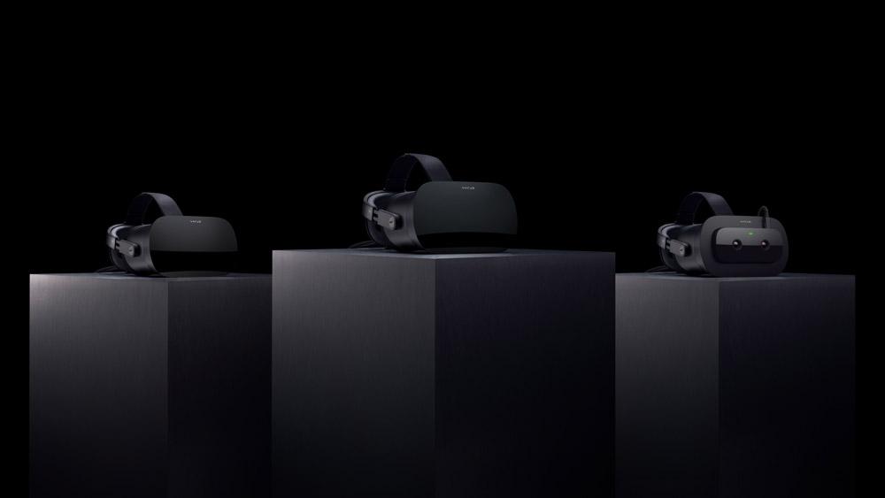 VR-2, VR-2 Pro and XR-1 Developer Edition