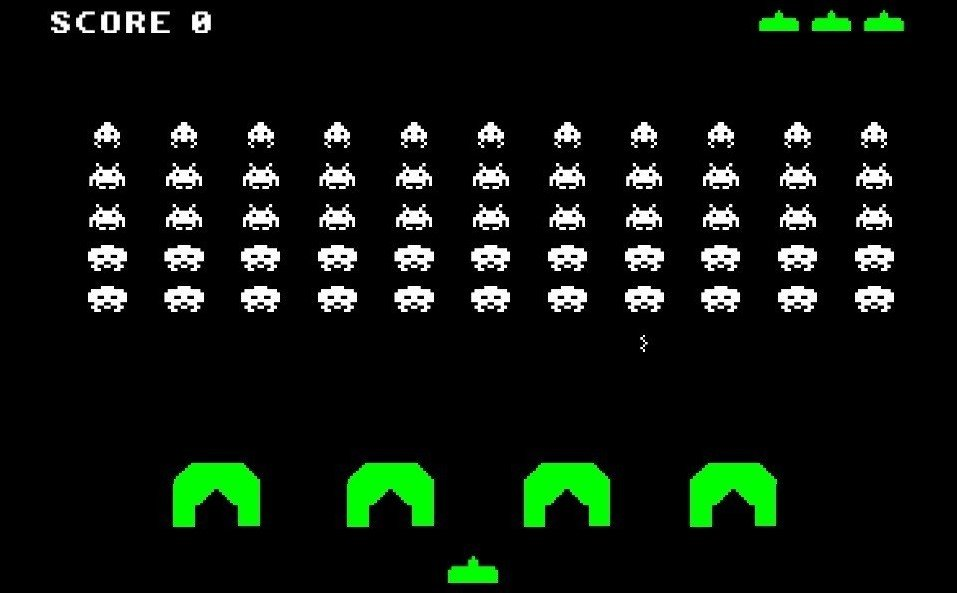 Space Invaders - AI