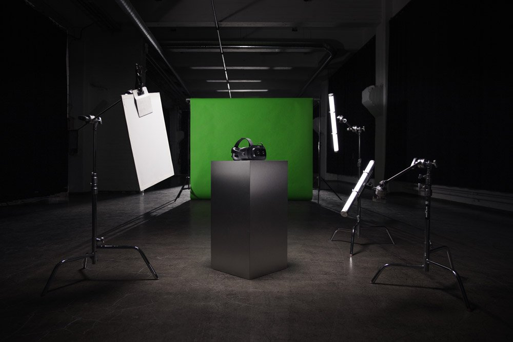 XR-1 real-time chroma key