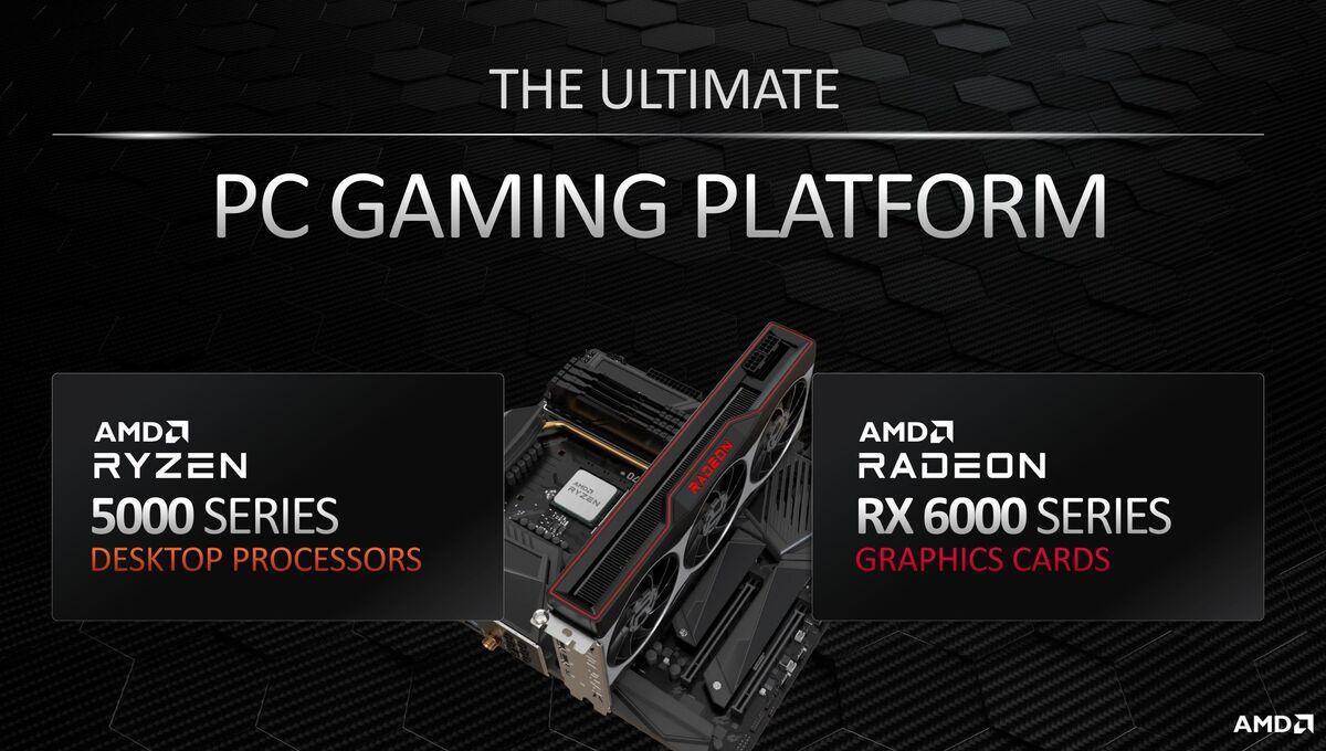 AMD - The Gamer's Platform of Choice