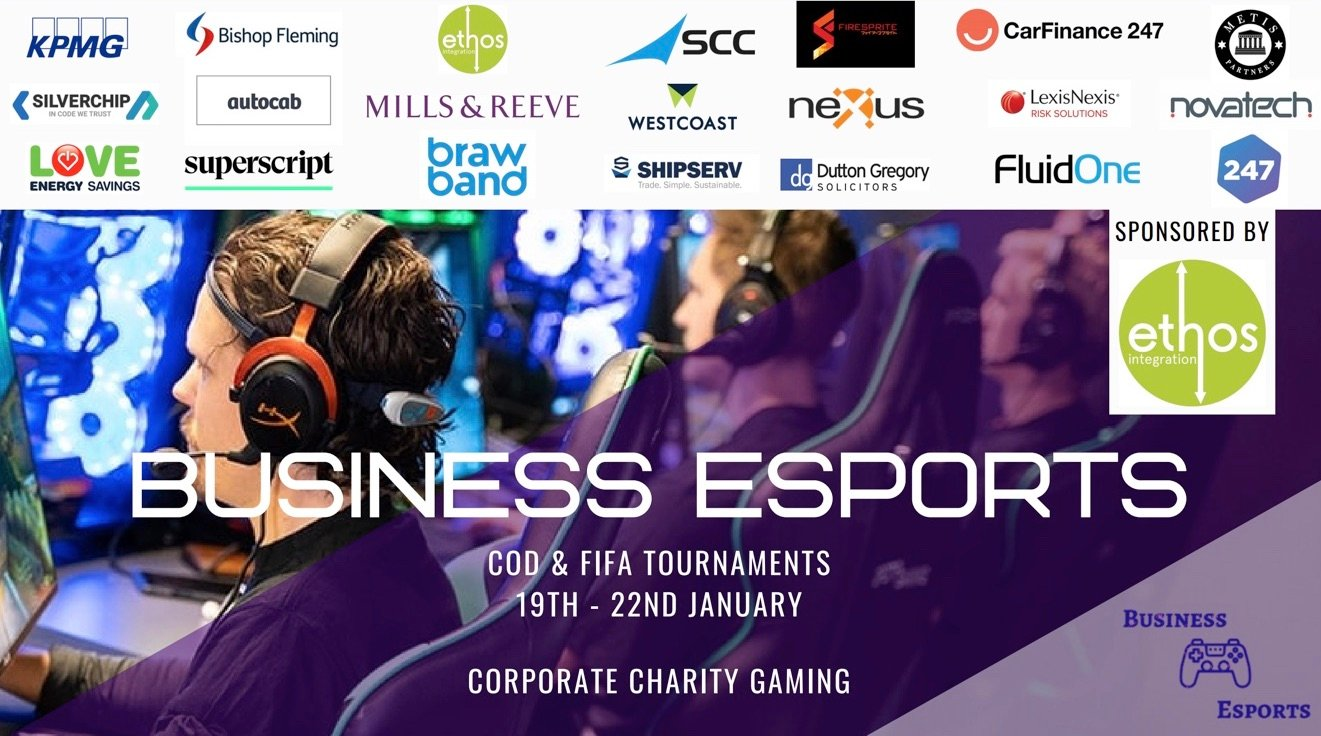 Business Fives Call of Duty esports Tournament