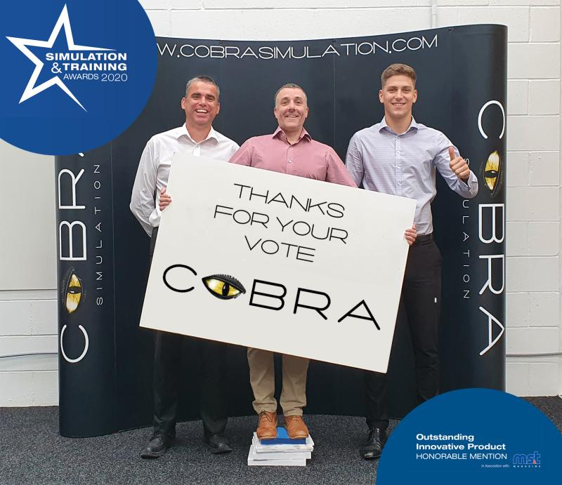 Cobra Sims MS&T Finalists