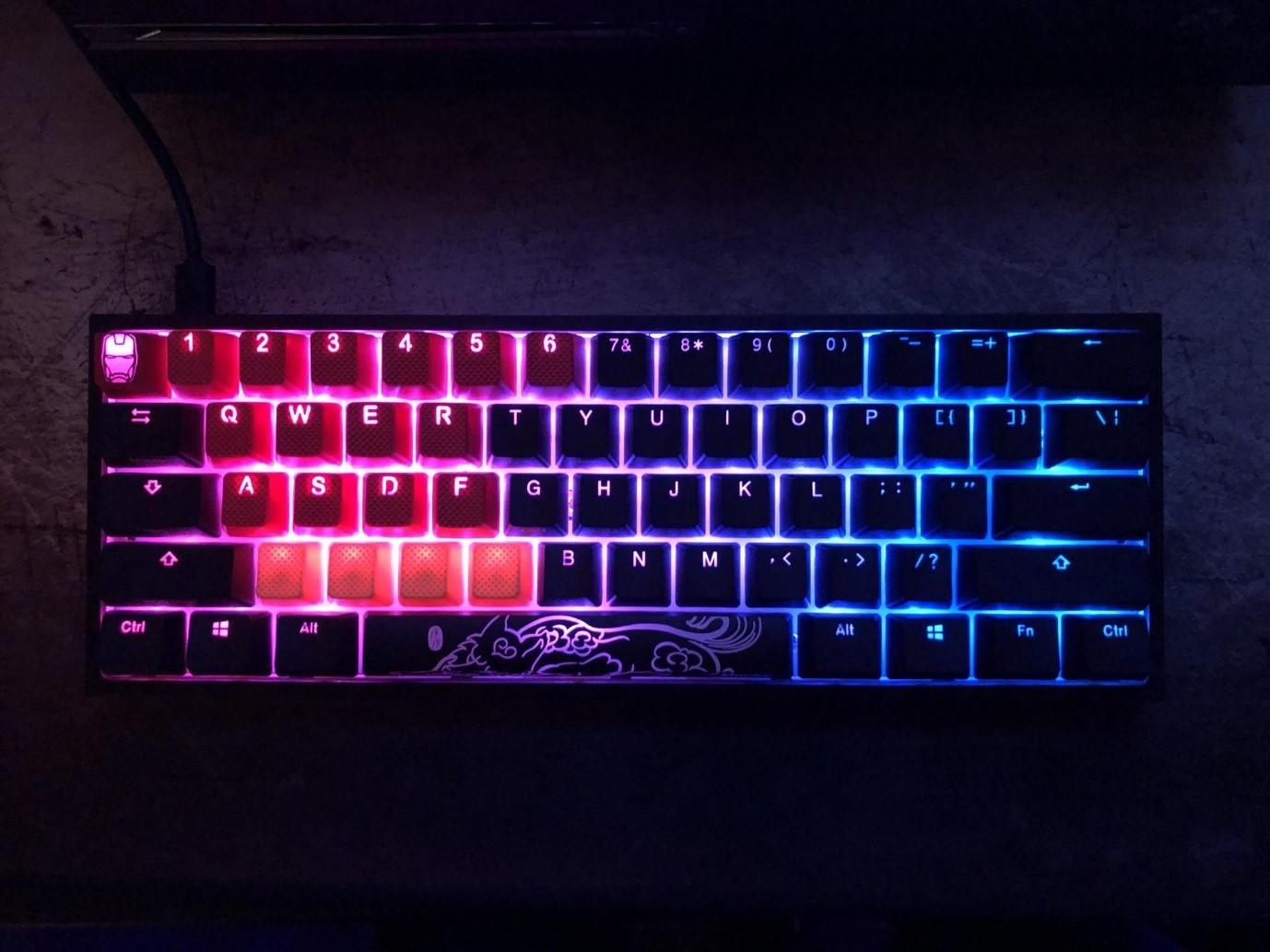 Ducky Keyboards