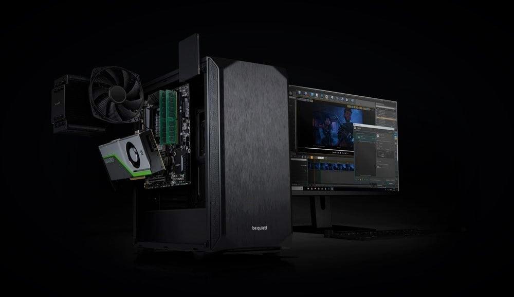 Custom Built Workstation from Novatech