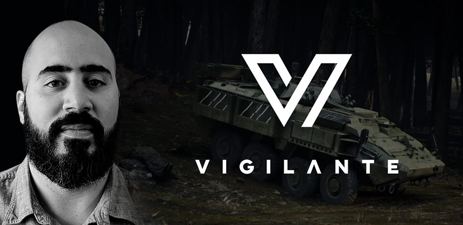 We spoke to Chris Torchia about the unconventional path he took to build Vigilante