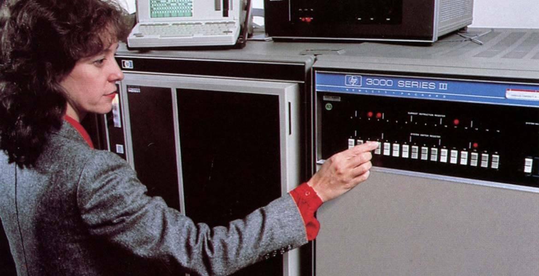 Hewlett Packard's HP 3000