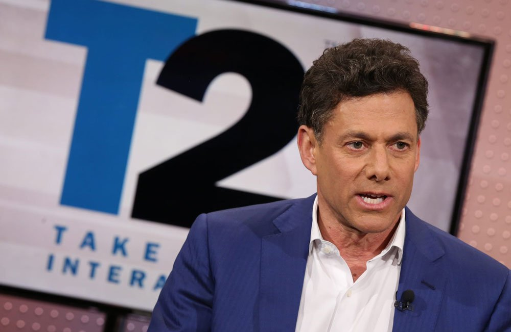 Strauss Zelnick - inspire a lasting move to working from home