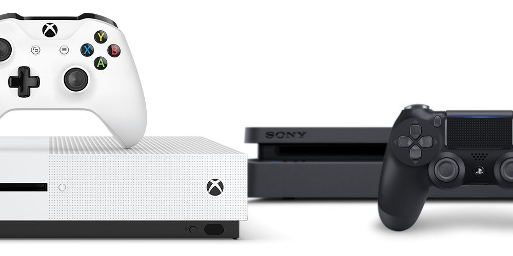 games console launch