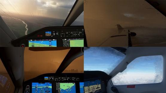 Microsoft Flight Simulator 2020 Weather