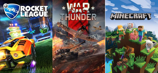 Multi platform games