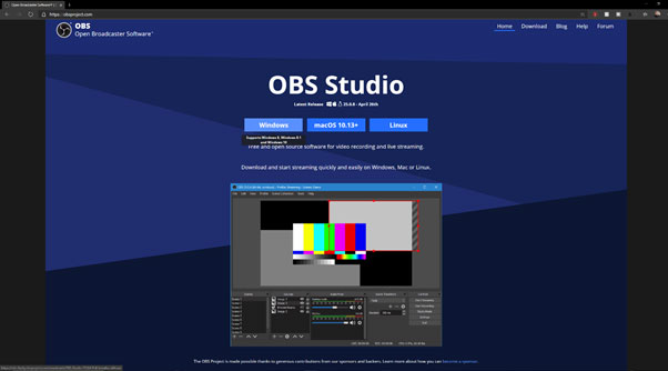 OBS Studio - How to setup obs