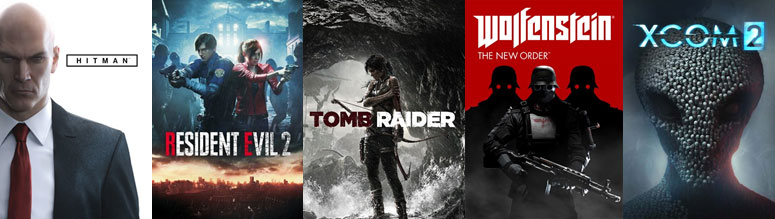 Remastered PC Games
