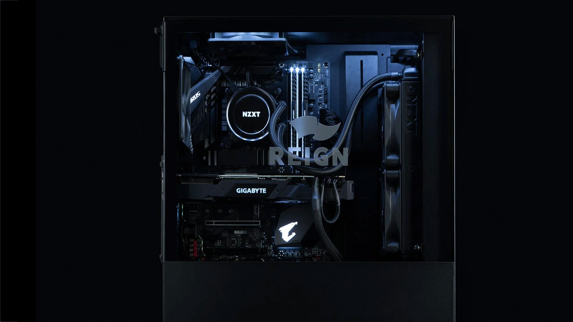 Reing Sentry Gaming PC
