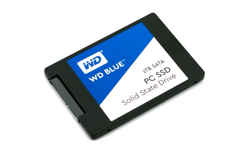 Western Digital Blue 1TB SSD