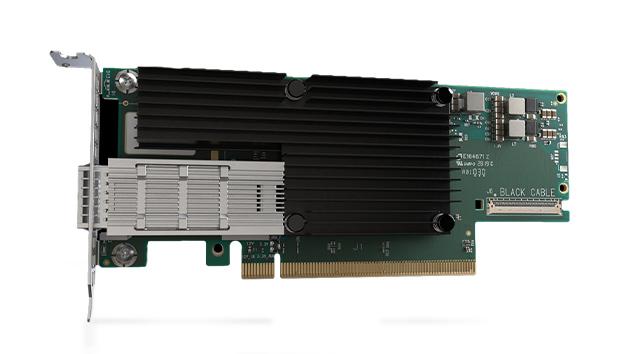Mellanox ConnectX-6 VPI HDR InfiniBand - Novatech DGX A100