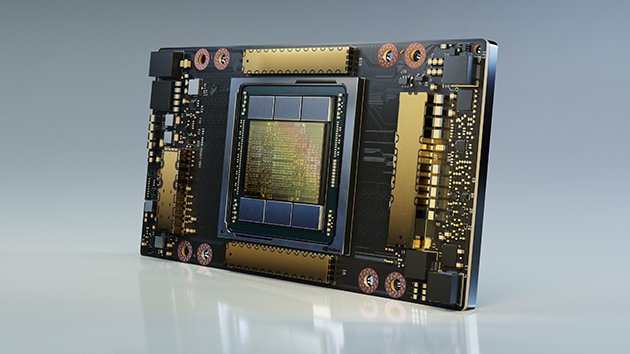 NVIDIA A100 Tensor Core GPU - Novatech DGX A100