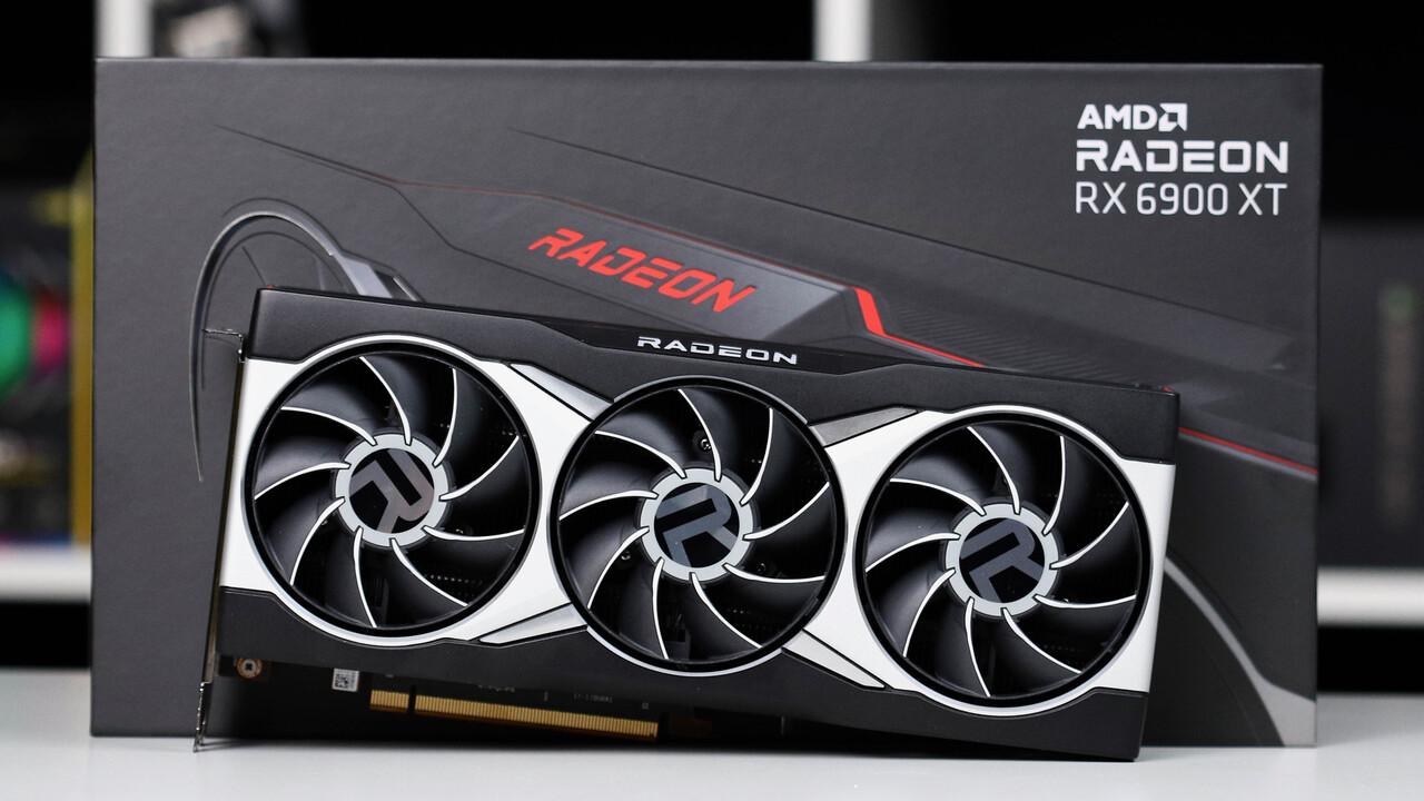 RX 6900 XT