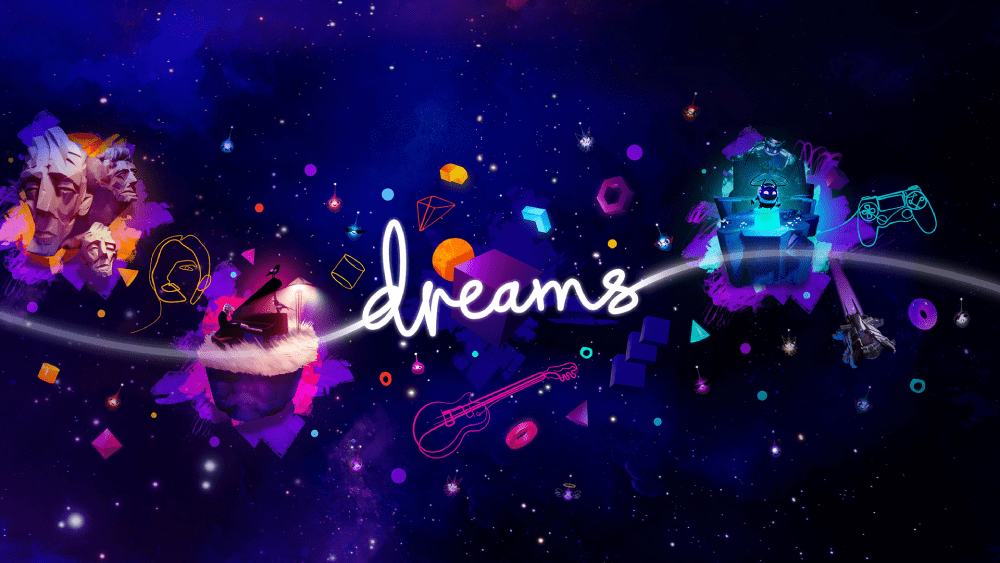 """PS4's Video Game development """"Game"""", Dreams"""