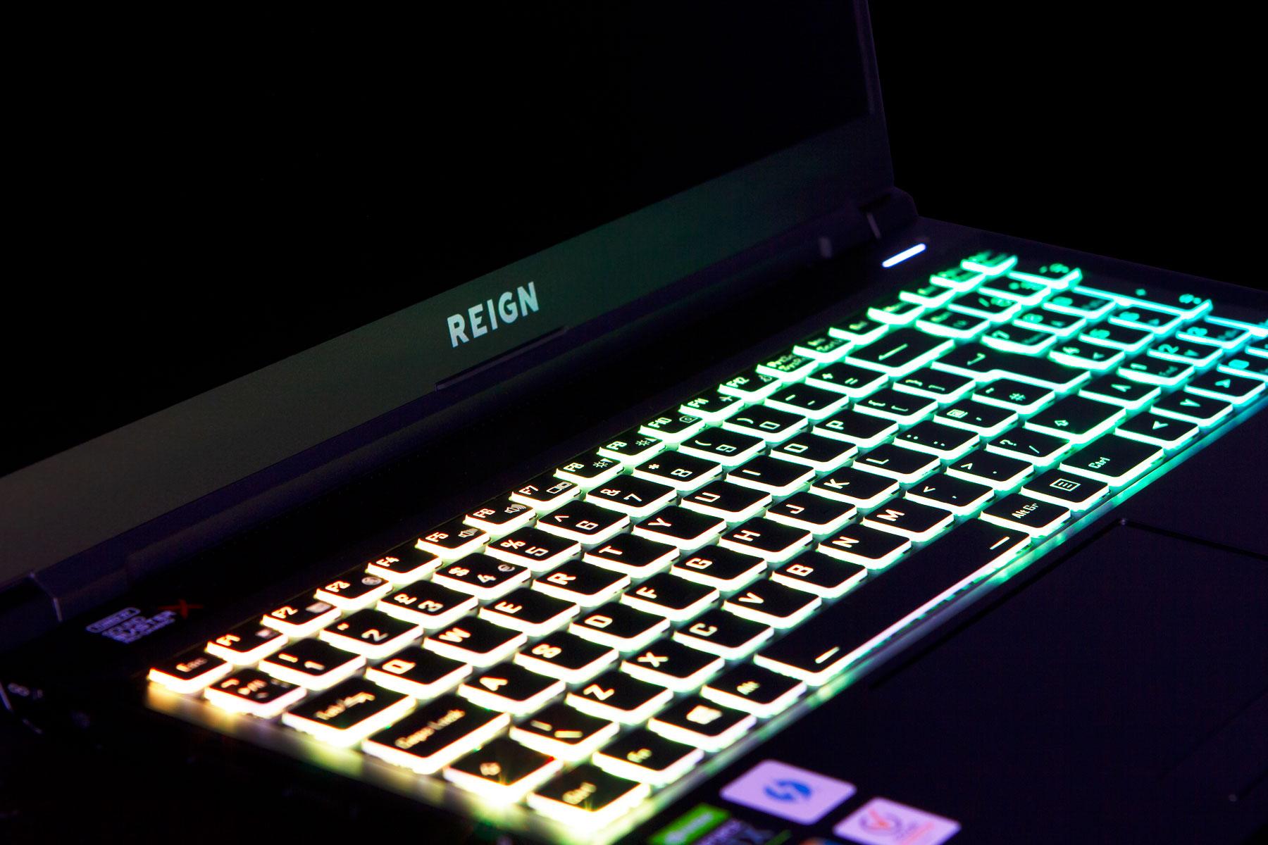 Reign x Sneak Bespoke Custom Gaming Laptop