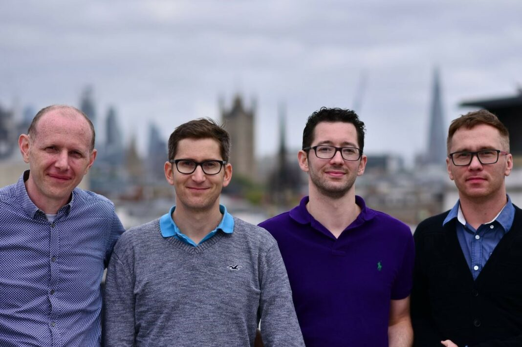 Slamcore - Novatech blog - The slamcore team