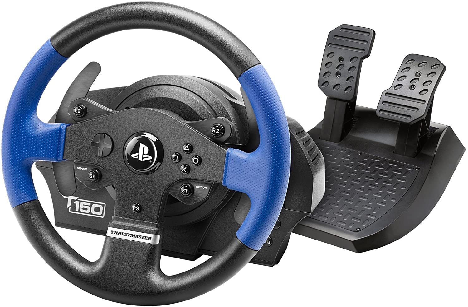 Thrustmaster's T150 and Pedals