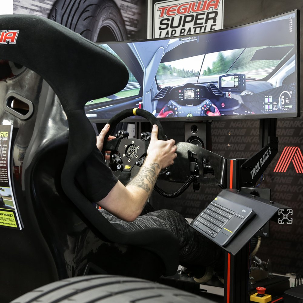 Ultrawide Monitors for Racing Sims