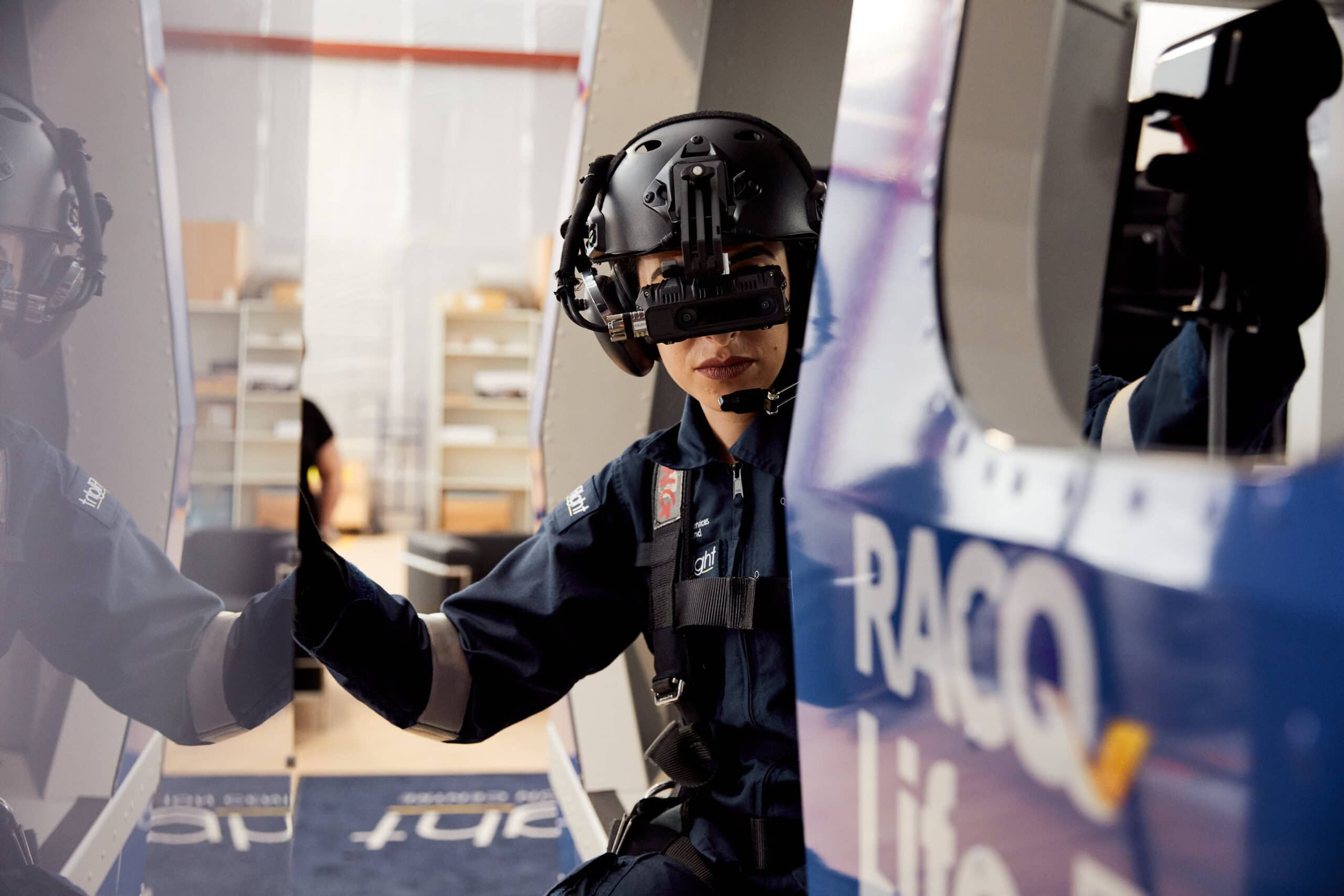 Virtual Reality Simulation Training