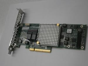 *B-stock item 90 days warranty*Adaptec 8805 SAS Controller - 12Gb/s SAS - PCI Express 3.0 x8 - Plug-in Card
