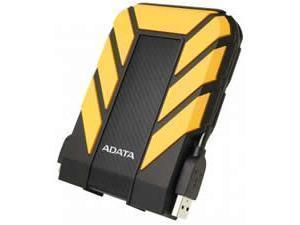ADATA HD710 Pro 2TB External Hard Drive HDD - Yellow