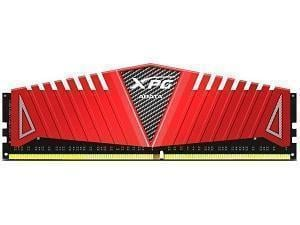 ADATA XPG Z1 Red 4GB 1 x 4GB DDR4 PC4-19200 2400MHz Single Module