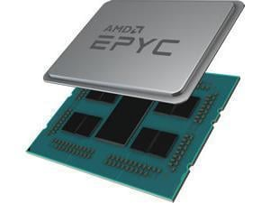 AMD EPYC ROME 7402P, 24 Core 48 Threads, 2.8GHz, 128MB Cache, 180Watts.