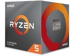 AMD Ryzen 5 3600X Six-Core Processor/CPU with Wraith Spire Cooler