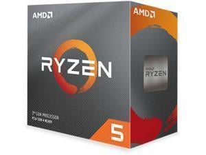 AMD Ryzen 5 3600 Six-Core Processor/CPU with Wraith Stealth Cooler