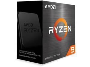 AMD Ryzen 9 5950X Sixteen-Core Processor/CPU, without Cooler.