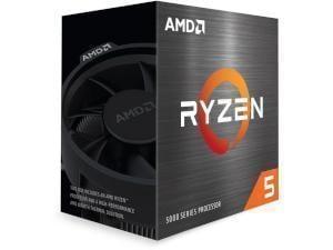 AMD Ryzen 5 5600G Six-Core Processor/CPU, with Stealth Cooler.